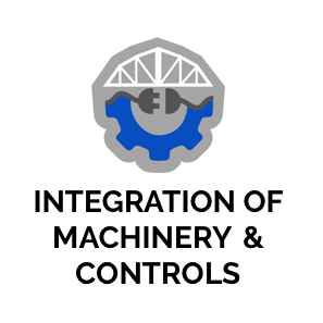 INTEGRATION OF MACHINERY & CONTROLS