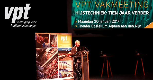 BLUMANO at VPT Lifting Technology conference