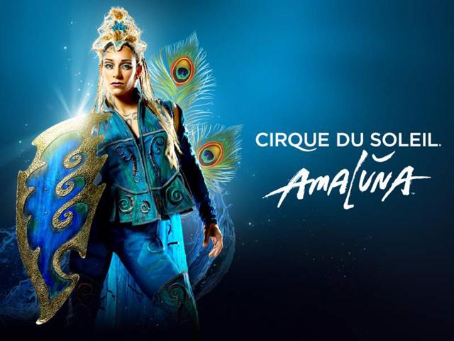2017 – Cirque Du Soleil | Amaluna