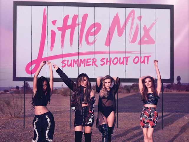 2017 – Little Mix | Forum Assago – Italy