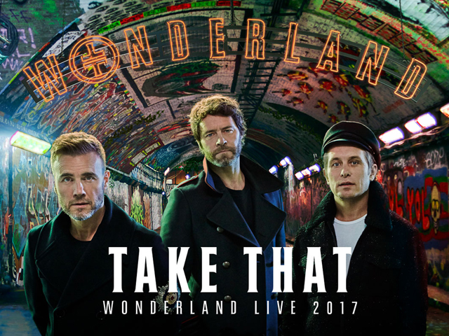 2017 – Take That | Wonderland