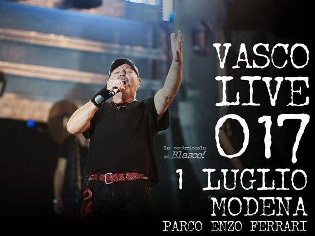 2017 – Vasco Rossi | Modena Park
