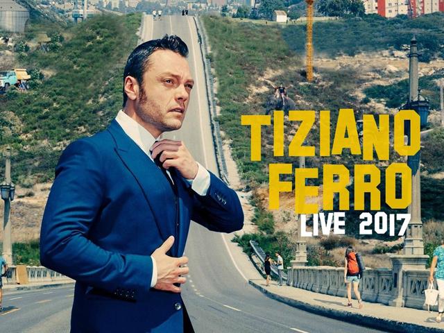 2017 – Tiziano Ferro | Live Tour