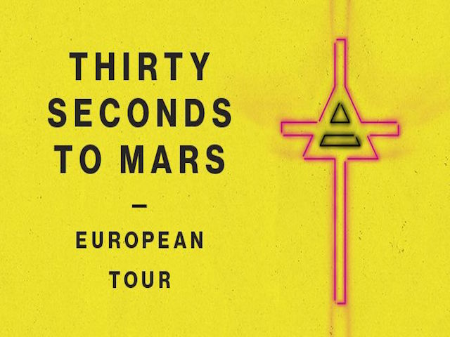 2018 – Thirty Seconds to Mars | Italian Tour
