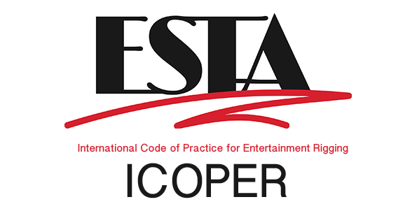 International Code of Practice for Entertainment Rigging (ICOPER)