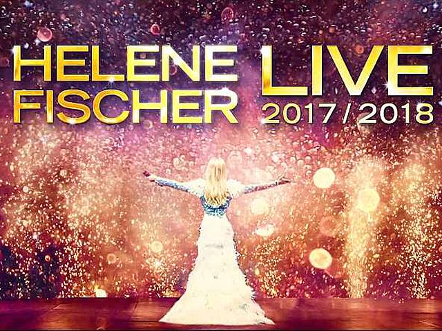 2017 – Helene Fischer   German Tour – BLUMANO