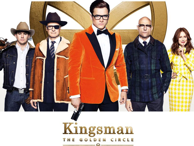 2016 – Kingsman The Golden Circle | Film
