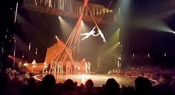 Cirque du Soleil performer Yann Arnaud dies after fall