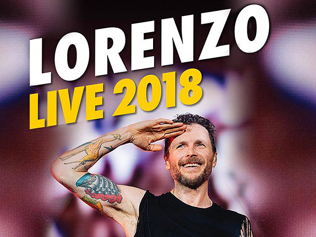 2018 – Lorenzo Live Tour | Europe