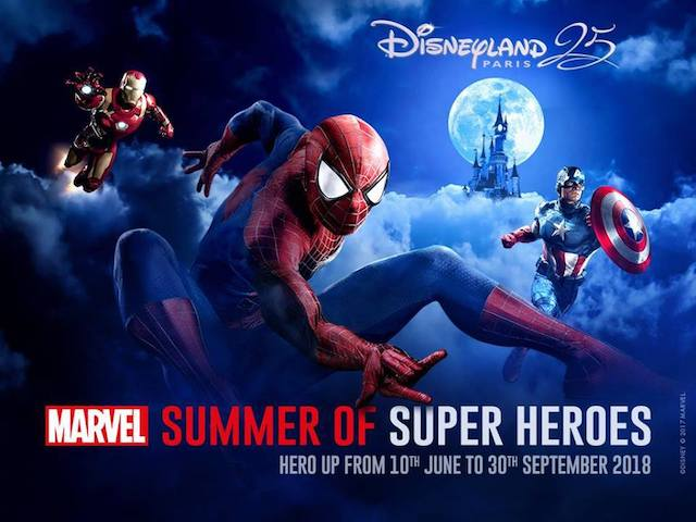 2018 – Disney Marvel