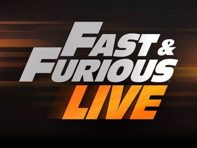2018 – Fast & Furious Live