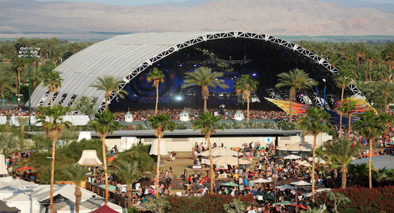 Coachella Worker Dies in Fall at Festival Site – Rolling Stone
