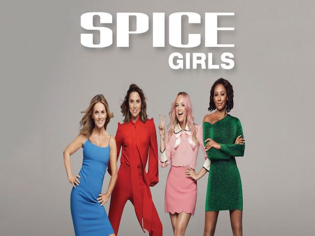 2019 – Spice Girls | UK Tour