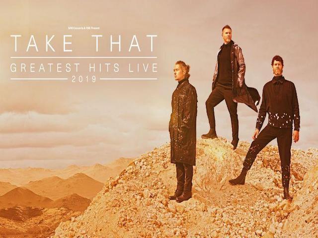 2019 – Take That | Greatest Hits Tour
