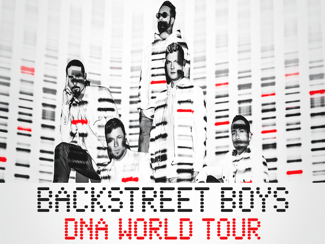 2019 – Backstreet Boys | DNA World Tour – Milan 19/05/2019