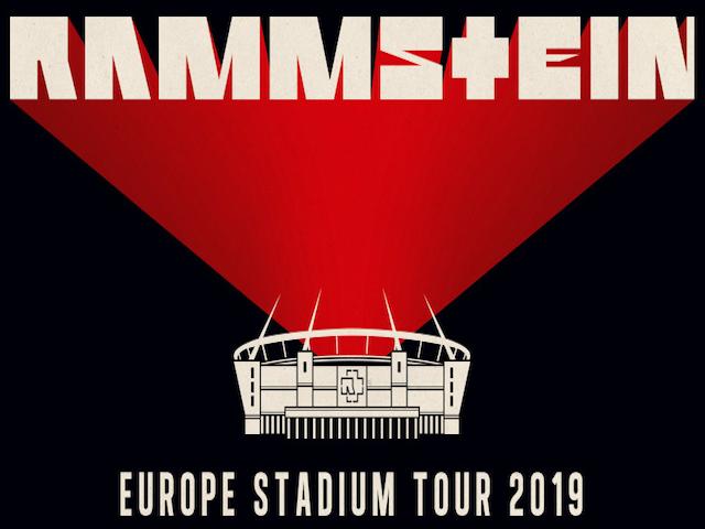 2019 – Rammstein | Europe Stadium Tour 2019