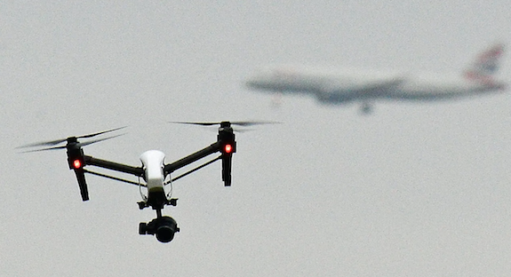 Drone registration made compulsory as UK scheme launches
