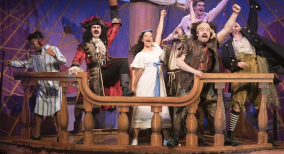 Peter Pan Goes Wrong: When the Set Comes to Life