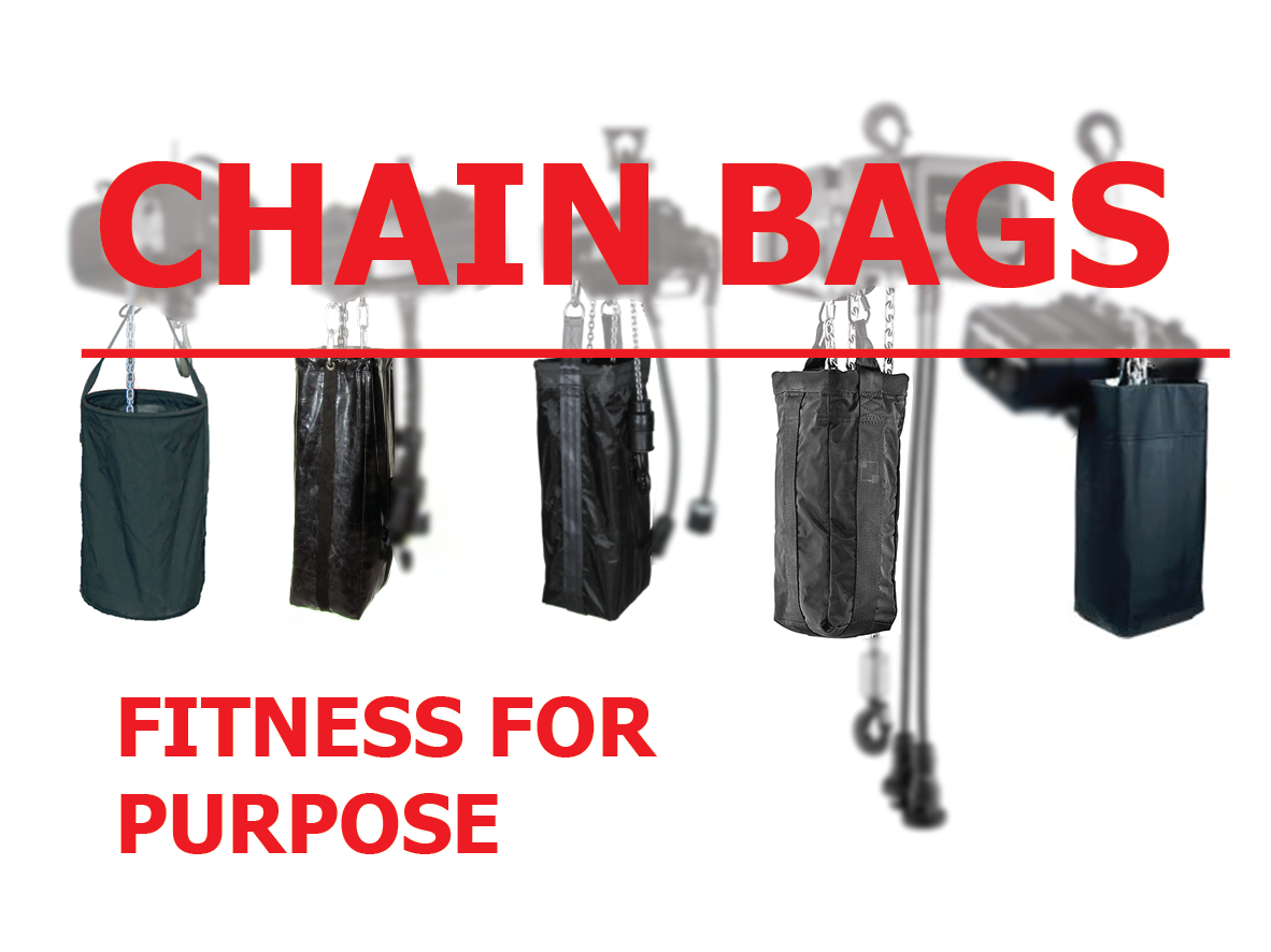 Chain Hoist Chain Bags: Fitness for purpose