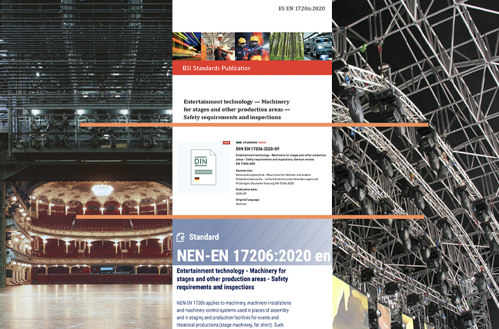 EN 17206:2020 – Machinery for stages and other production areas