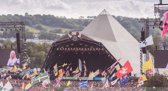 Glastonbury organisers granted licence for one-day festival in September, Equinox